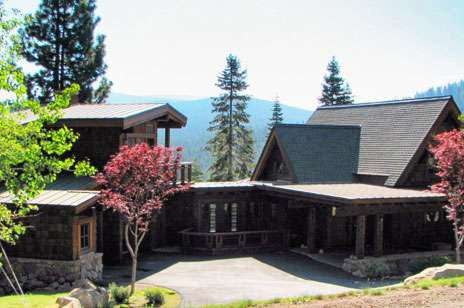 Mills Roofing gives Truckee home a new shingle roof